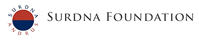Surdna Logo with Name